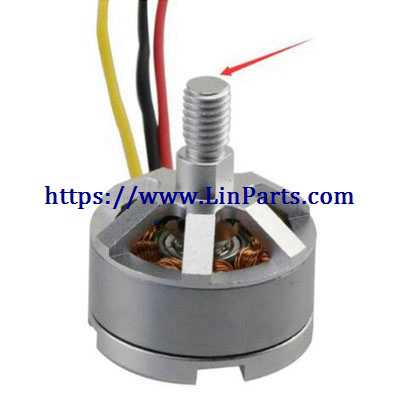 JJRC X7 RC Drone Spare Parts: CW Brushless motor [without pit]