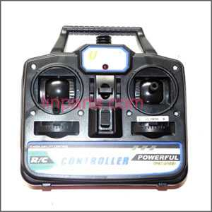 Ulike\JM817 Spare Parts: Remote Control\Transmitter