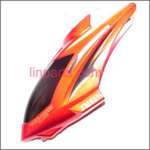 Ulike\JM817 Spare Parts: Head cover\Canopy(red)