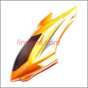Ulike\JM817 Spare Parts: Head cover\Canopy(orange)