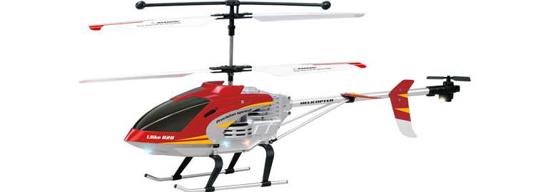 Ulike JM828 RC Helicopter (3.5 channel rc helicopter with gyro)