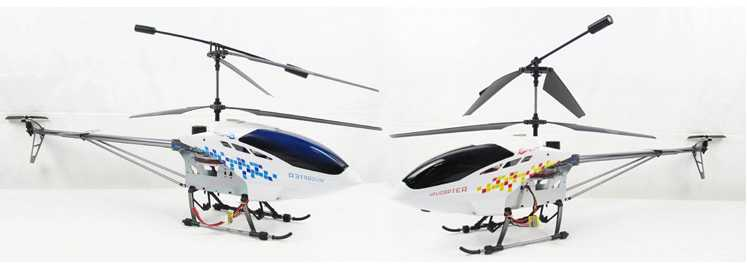 JTS NO.829 829A RC Helicopter