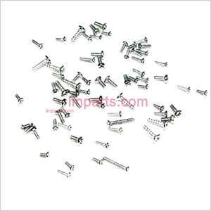JXD333 Spare Parts: Screws pack set