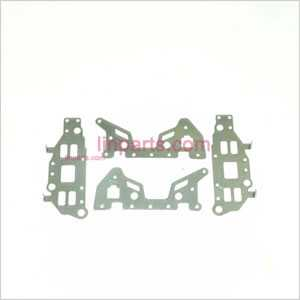 JXD335/I335 Spare Parts: Body aluminum