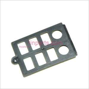 JXD338 Spare Parts: Battery cover