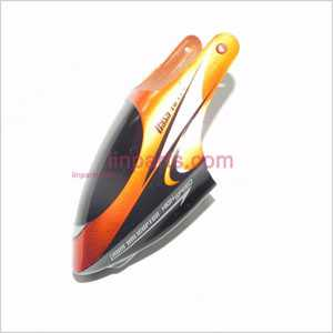 JXD339/I339 Spare Parts: Head cover\Canopy(Orange color)