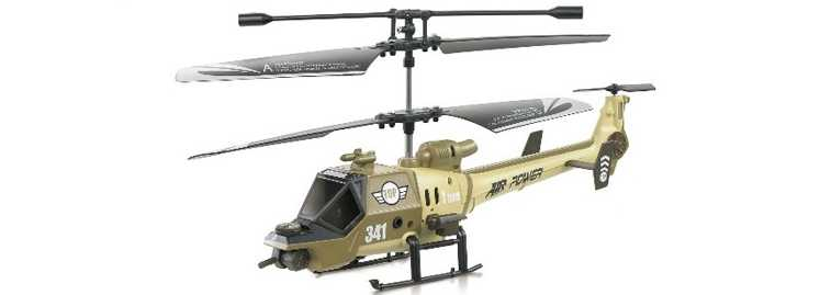 JXD 341 RC Helicopter