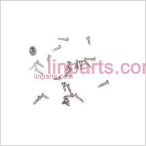 JXD345 Spare Parts: Screws pack set