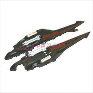 JXD345 Spare Parts: Head cover\Canopy
