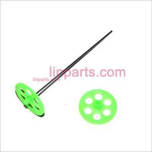 JXD345 Spare Parts: Main gear set