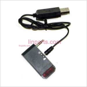 JXD348/I348 Spare Parts: USB Charger+Transmitter