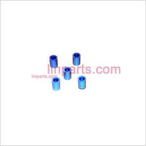 JXD349 Spare Parts: Fixed small plastic ring set(blue)