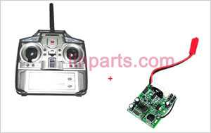 JXD 351 Spare Parts: Remote Control\Transmitter+PCB\Controller Equipement