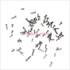 JXD 351 Spare Parts: screws pack set