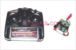 JXD 352 352W Spare Parts: Remote Control\Transmitter+PCB\Controller Equipement