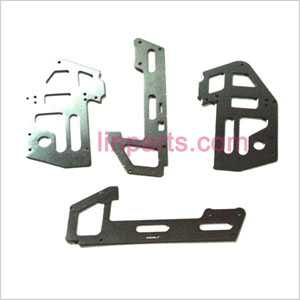 JXD 352 352W Spare Parts: Metal frame(Silver-gray)
