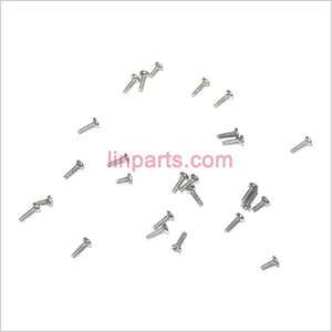 JXD 356 Spare Parts: Screws pack set