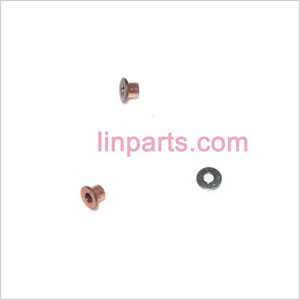 JXD 356 Spare Parts: Copper fixed set + small gasket
