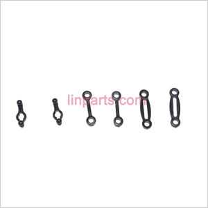 JXD 359 Spare Parts: Upper connect buckle set(6pcs)