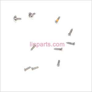 JXD 383 Spare Parts: Screws pack set
