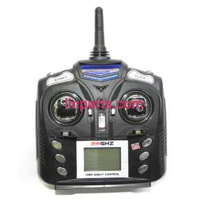 JXD 389 Helicopter Spare Parts: Remote Control\Transmitter