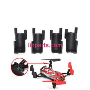 JXD 389 Helicopter Spare Parts: Fixed set of the main motor