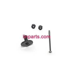 JXD 389 Helicopter Spare Parts: Main gear set