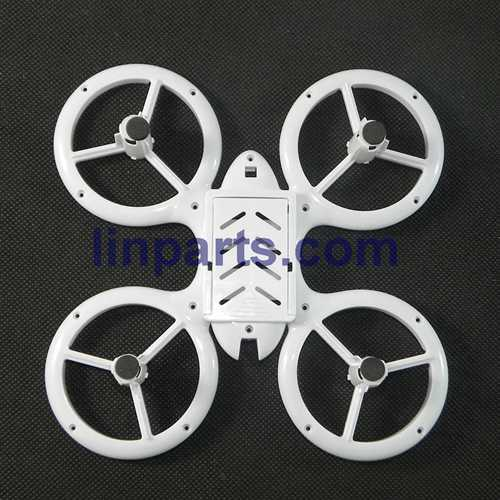 JXD JD 398 2.4G 4CH RC Quadcopter With Round Strobe light Spare Parts: Lower cover