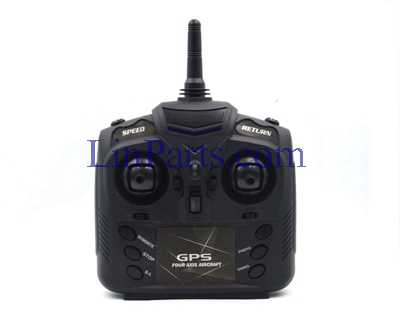 JXD 518 RC Quadcopter Spare Parts: Remote Control/Transmitter