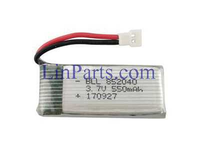 JXD 523 523W RC Quadcopter Spare Parts: Battery 3.7V 550mAh