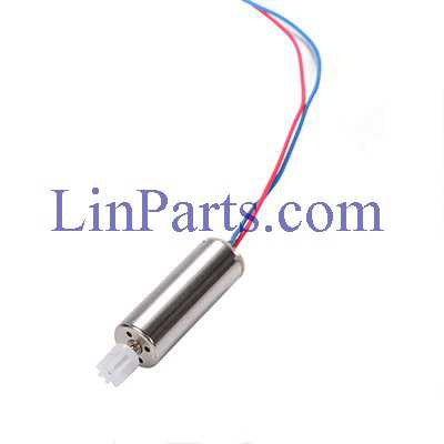 JXD 523 523W RC Quadcopter Spare Parts: Red and blue line motor