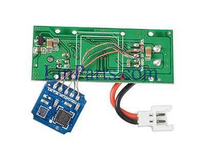 JXD 523 523W RC Quadcopter Spare Parts: Receiver Board