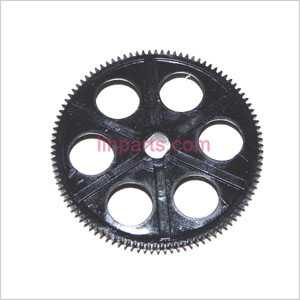LH-110 LH-110A LH-110B Spare Parts: Lower main gear
