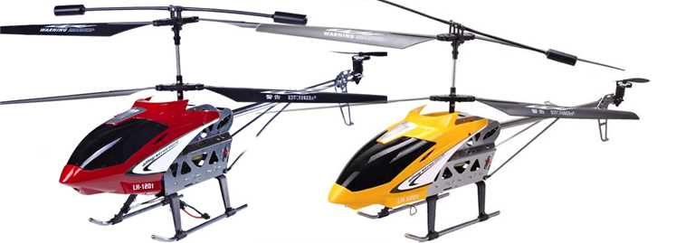 LH-1201 RC Helicopter