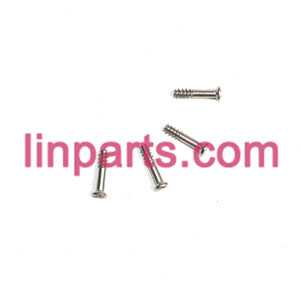 LISHITOYS RC Helicopter L6023 Spare Parts: fixed screws of the main blades