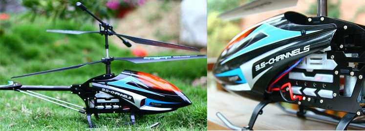 LISHITOYS L6023 RC Helicopter