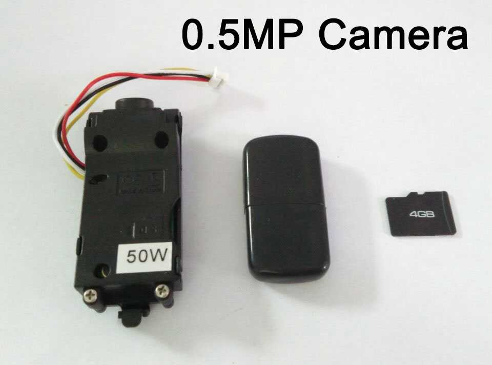 LISHITOYS L6052 L6052W RC Quadcopter Spare Parts: 0.5MP Camera set