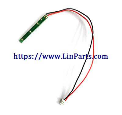 LISHITOYS L6055 L6055W RC Quadcopter Spare Parts: Light (front)