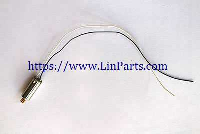 Lishitoys L6060 RC Quadcopter Spare Parts: Main motor (Long Black-White wire)