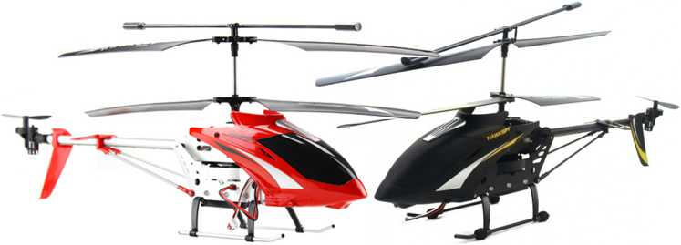 LT-711 RC Helicopter