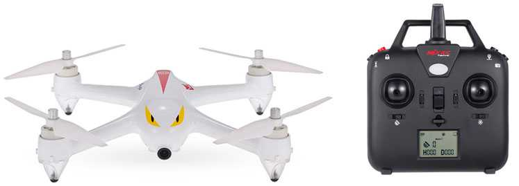 MJX Bugs 2C Brushless Drone