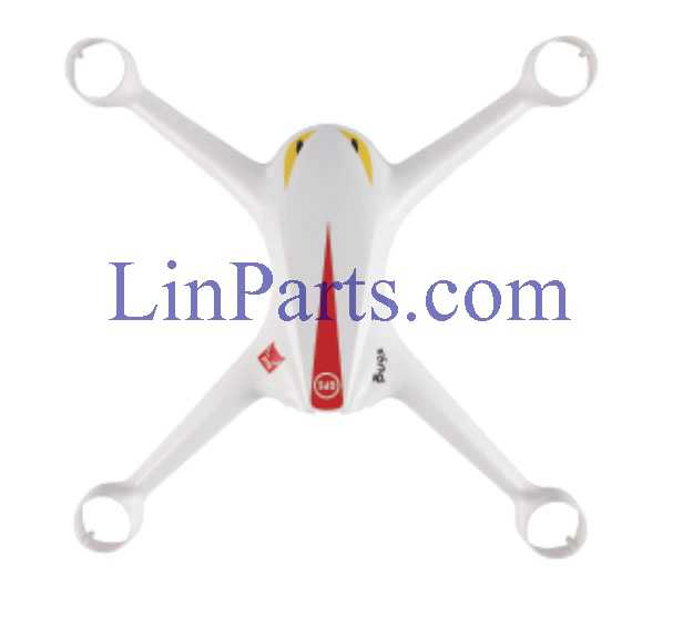 MJX Bugs 2C Brushless Drone Spare Parts: Upper Head