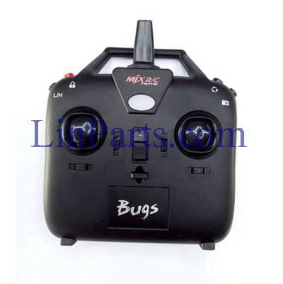 MJX Bugs 6 Brushless Drone Spare Parts: Remote Control/Transmitter