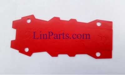 MJX Bugs 6 Brushless Drone Spare Parts: Upper Head [Red]