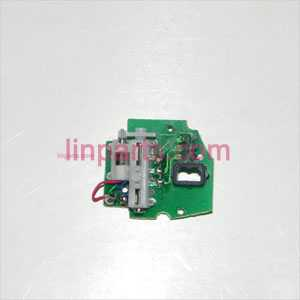 MJX F27 F627 Spare Parts: SERVO(right)