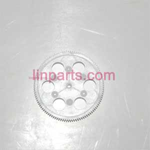 MJX F27 F627 Spare Parts: Lower main gear