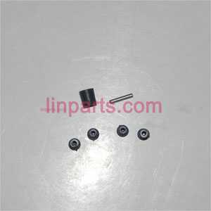 MJX F27 F627 Spare Parts: Small rubber set + bearing set collar