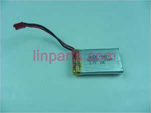 MJX F28 F628 Spare Parts: Body battery