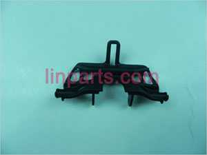 MJX F28 Spare Parts: Fixed set for Head cover\Canopy