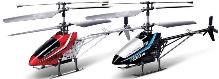MJX F29 F629 RC Helicopter